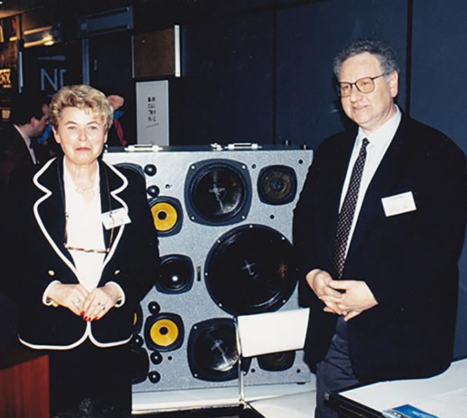 Brigitte et Michel Visan