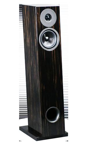 Davis Acoustics Courbet N°4 Ebène